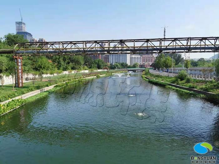 邦源环保海绵城市建设项目效果图