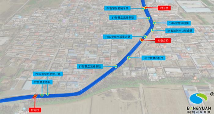 邦源智慧水管家系統在項目中的應用