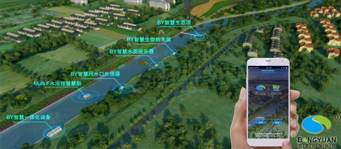 邦源智慧水管家系统实现了对水质的全天候监管